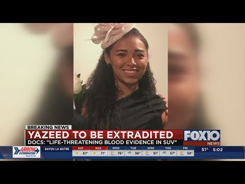 Blood evidence found in Aniah Blanchard's vehicle suggest 'life-threatening' injury