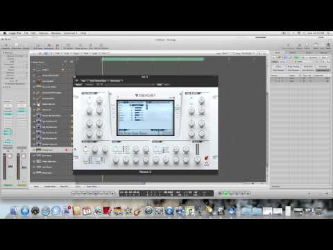Making electronic music from scratch step by step Logic Pro 9
