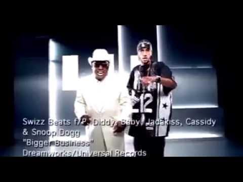Tekst piosenki Swizz Beatz - Bigger Business [feat. Baby, Cassidy, Jadakiss, P. Diddy, Snoop Dogg] po polsku