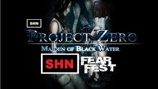 Fatal Frame 5  Maiden Of Black Water Shn Fearfest 2015 First Playthrough Halloween Livestream