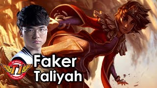 SKT Faker - Taliyah vs VladimirKR Challenger - Patch 7.14If you enjoyed the video subscribe for more!Follow LoL Pro Plays on Facebookhttps://www.facebook.com/pages/Lol-Pro-Plays/1411003125778173Outro Music: Shurk - The Wandererhttps://soundcloud.com/shirkofficial/the-wanderer