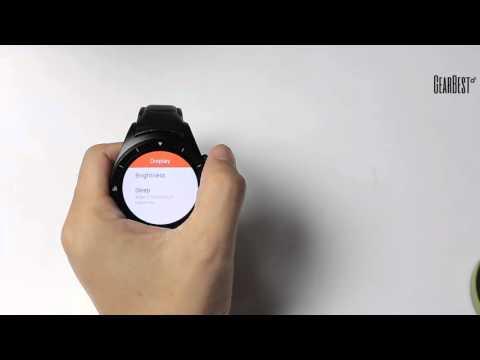 K8 3G: Androidí hodinky s vymazlenými funkcemi, které se vám budou líbit!