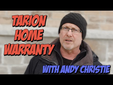 Tarion Home Warranty