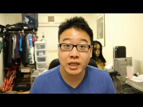 Vlog #4: Asians in the Library - UCLA Girl