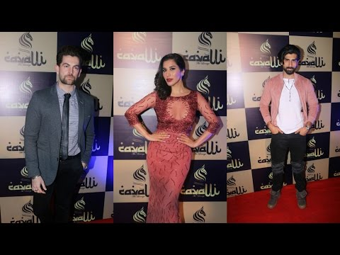 Star Studded Launch Of Cavalli The Lounge With Neil Nitin Mukesh & Urvashi Rautela
