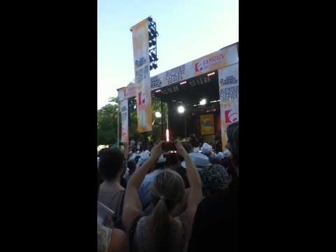 GMA Summer Concert Series Pitbull Outta Nowhere ft. Danny Mercer