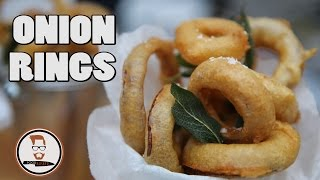 ONION RINGS by Food Busker