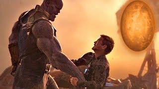 Video How Thanos Used the SOUL STONE on Tony Stark MP3, 3GP, MP4, WEBM, AVI, FLV Maret 2019