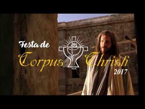 Produção de Corpus Christi 2017