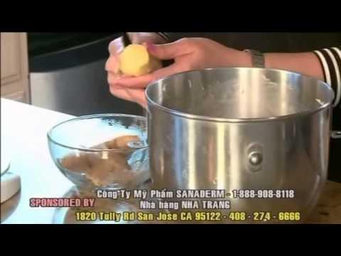 Chuẩn từ A đến Z cho cách làm bánh cam nhân đậu xanh đãi khách ngày Tết