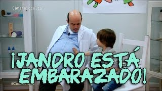Cámara oculta de niños en El Hormiguero - Embarazado  de emergencia