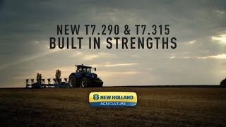 New Holland T7.290 & T7.315