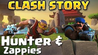 Video Clash of Clans/Clash Royale Story   How were the ZAPPIES Created? Where did the HUNTER come from? MP3, 3GP, MP4, WEBM, AVI, FLV Desember 2017