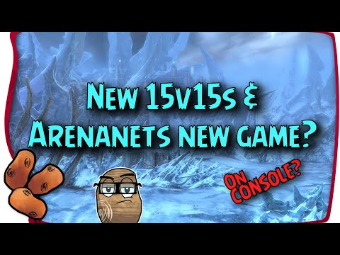 New 15 v 15 PvP Map & Gametype, ArenaNets Next Game Is On CONSOLE - Guild Wars 2