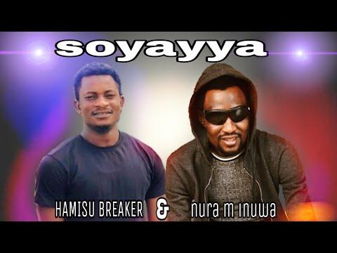 Nura m inuwa da hamisu breaker wane yafi iya wakar soyayya saurara kaji 🎵