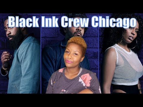 Black Ink Crew Chicago S5 Ep.11 REVIEW #blackinkchi