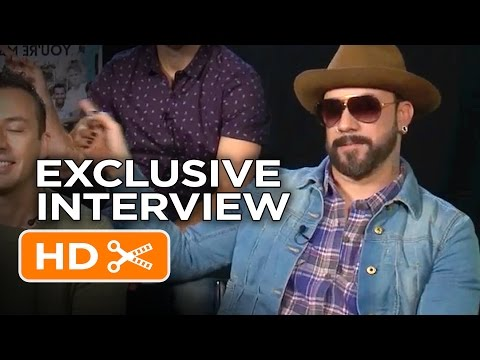 The Backstreet Boys Interview HD | Celebrity Interviews | FandangoMovies