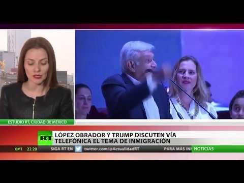 López Obrador propone un plan para