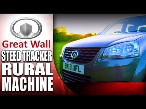 The Great Wall Steed Tracker: A Perfect Rural Machine