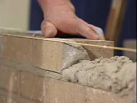 The Art of Laying Brick