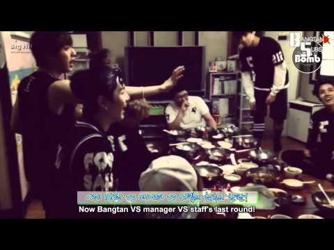 [ENG] 130719 [BANGTAN BOMB] The happening in Changwon 2 : Icecream match (видео)