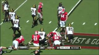 Kenarious Gates vs Missouri (2013)