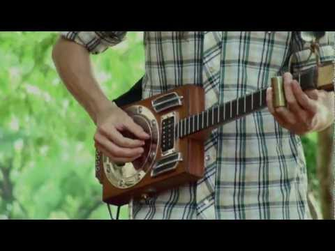 Justin Johnson: Rooster Blues - 7-15-12