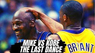 Michael Jordan (23 pts) VS Kobe Bryant (55 pts) 2003 - MASTER VS APPRENTICE