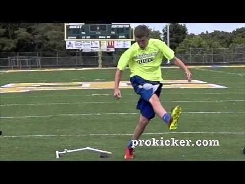 John Campbell, Kicker Punter, Prokicker.com