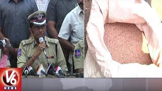 Task Force Police Busted Gutka Mafia In Old City | Seized Rs.3.5 Crore Worth Gutka