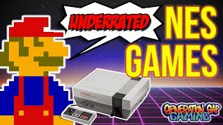 Video Top 10 Most Underrated NES Games | Please Give These Classics a Chance MP3, 3GP, MP4, WEBM, AVI, FLV Desember 2018