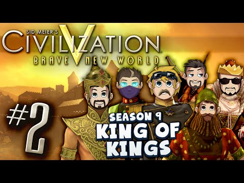 King - The guys tutor Turps while discussing tactics and city names. Meanwhile, Sjin reveals some troubling news about his scientist. Previous episode: http://youtu.be/FS-_Nt1WD1c Next Episode: Coming...