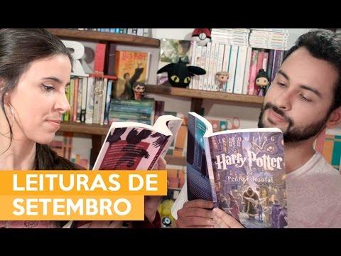 LEITURAS DE SETEMBRO | Admirável Leitor