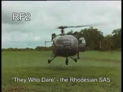 Rhodesian Bush War Footage