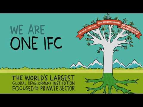 IFC: Private Sector Solutions In Development
