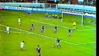 Prohaskas größte Enttäuschung: Europacupfinale: Austria gegen Anderlecht : 0:4