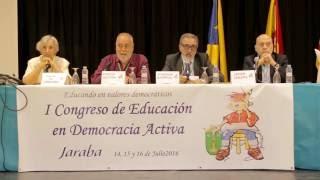 Conferencia Emilio Gastón y Juana de Grandes