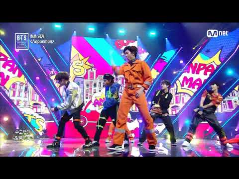 BTS (방탄소년단) - Anpanman @BTS COMEBACK SHOW - Thời lượng: 3:53.
