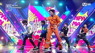 Video BTS (방탄소년단) - Anpanman @BTS COMEBACK SHOW MP3, 3GP, MP4, WEBM, AVI, FLV September 2018