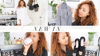 What's New-in! Loungewear, trendy pieces and a few bits and bobs thrown in for good measure. MY CLOTHING LINE...