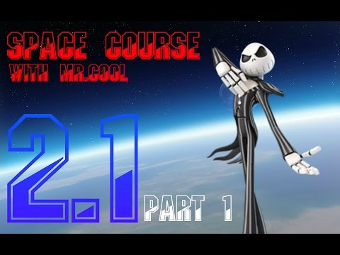 Disney Infinity 2.0- Space Course w/ Mr. Cool- 2.1 Part 1