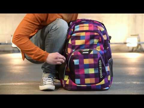 Coocazoo JobJobber 2 Schulrucksack für Jugendliche