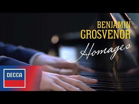 Benjamin Grosvenor - 'Homages' Album Sampler (видео)