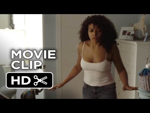 No Good Deed Movie CLIP - Put Her Down (2014) - Taraji P. Henson Thriller Movie HD