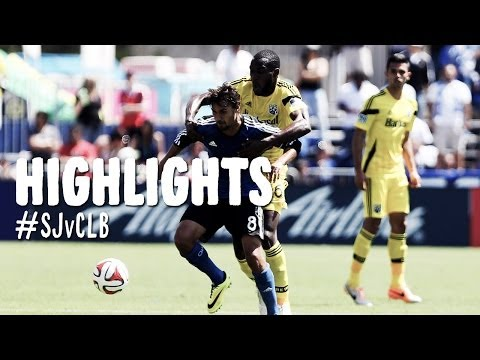 san - A pair of clubs looking to rebound from tough losses meet on Sunday afternoon when the San Jose Earthquakes play host to the Columbus Crew. Subscribe to our ...