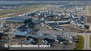 Top 10 buisiest airport in the world