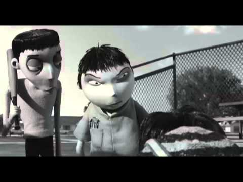Frankenweenie - Reveals Secret