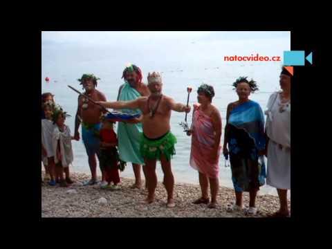 Konec sezony, zamčení moře v Chorvatsku