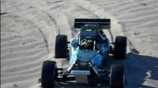 1/5 Scale Barca Buggy  - Sand Trials-