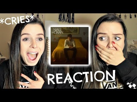 NIALL HORAN TOO MUCH TO ASK REACTION *cries* (видео)
